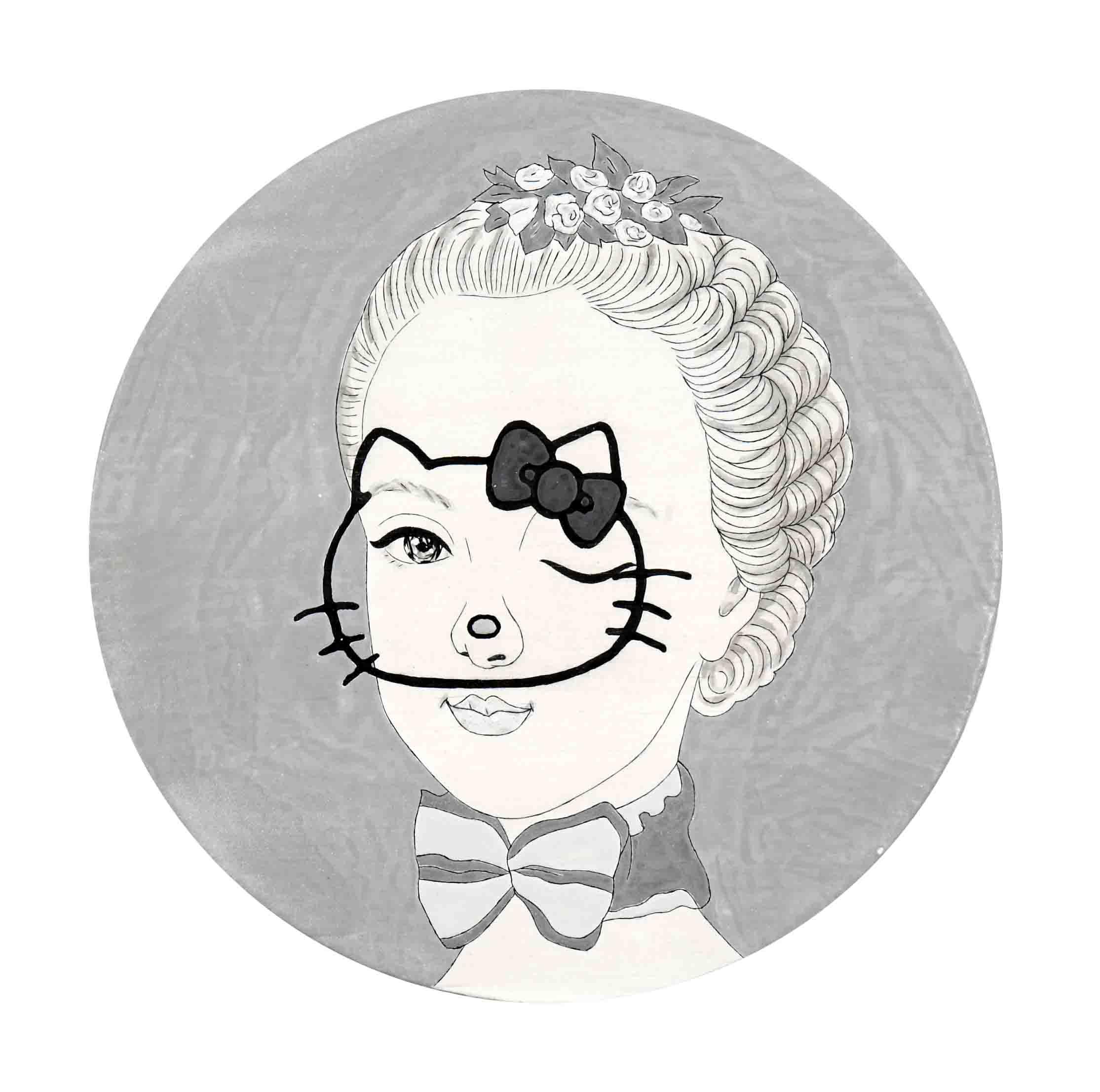 マリー少女キティー1